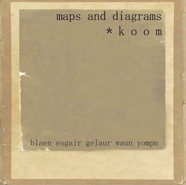 Koom by Maps & Diagrams