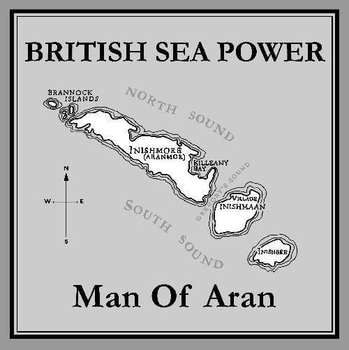 Man Of Aran by British Sea Power