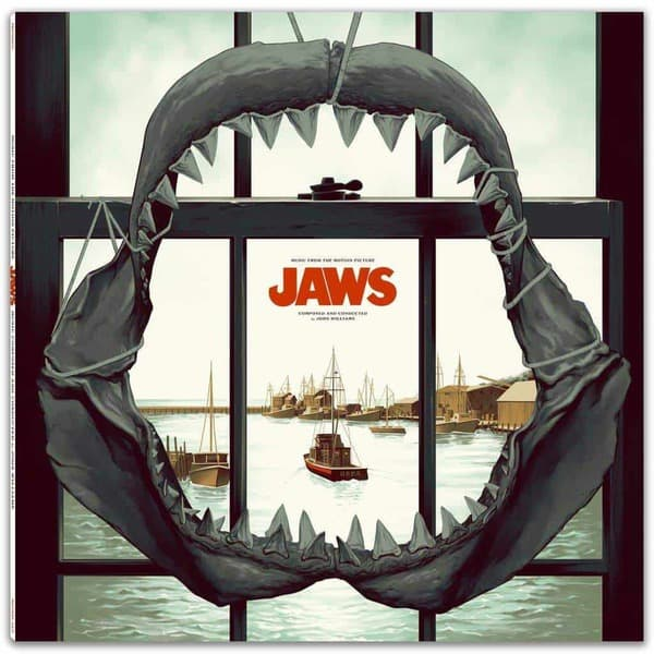 Jaws / Raiders Of The Lost Ark