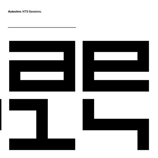 NTS Sessions by Autechre