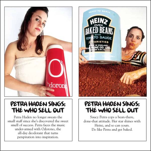 Petra Haden Sings : The Who Sell Out by Petra Haden