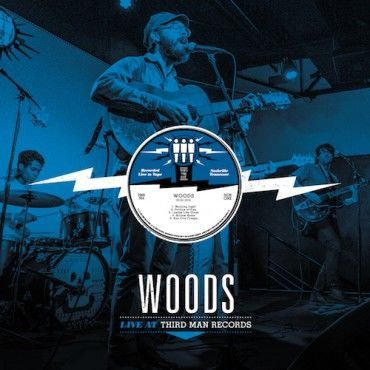 Live at Third Man Records by Woods