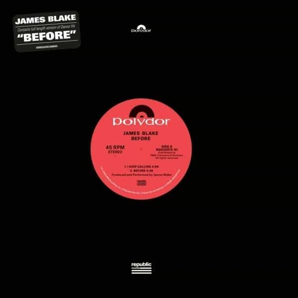 Before EP by James Blake