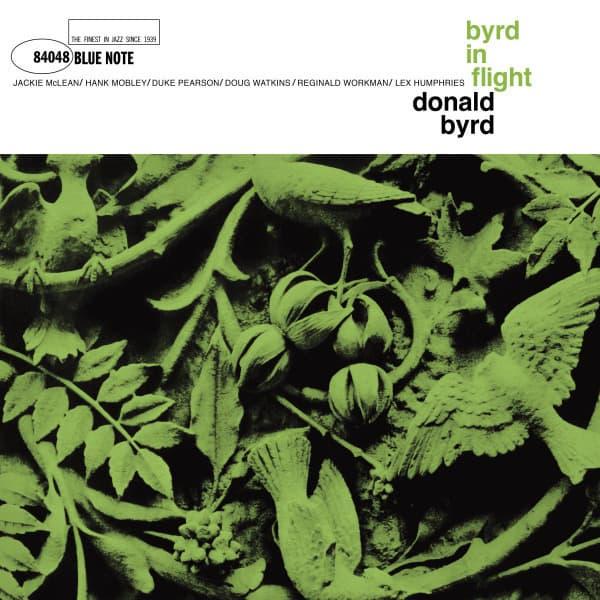 Byrd In Flight by Donald Byrd