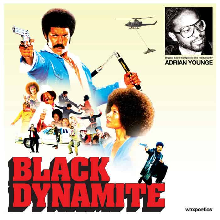 Black Dynamite (Original Motion Picture Score) by Adrian Younge