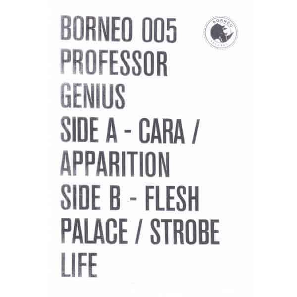 Cara EP by Professor Genius