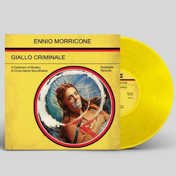 Giallo Criminale by Ennio Morricone