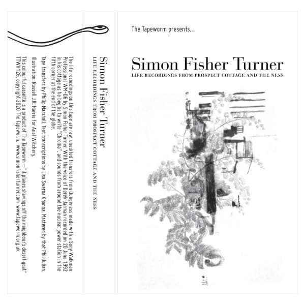 Life Recordings From Prospect Cottage And The Ness by Simon Fisher Turner