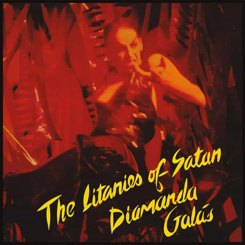 The Litanies of Satan by Diamanda Galas