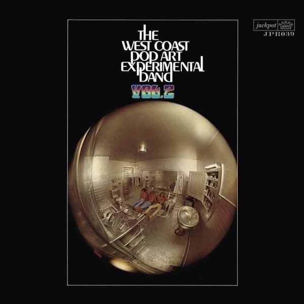 Vol. 2 by West Coast Pop Art Experimental Band
