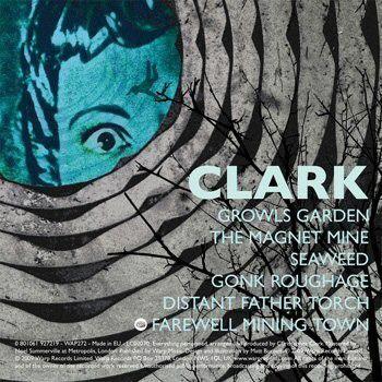 Growls Garden EP by Clark