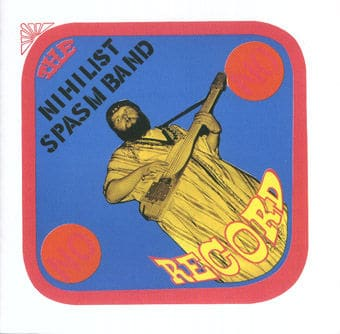 No Record by Nihilist Spasm Band