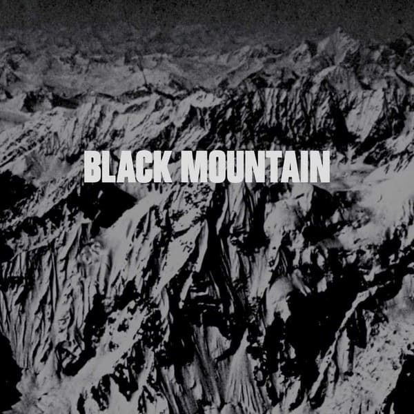 Black Mountain - 10th Anniversary Deluxe Edition by Black Mountain