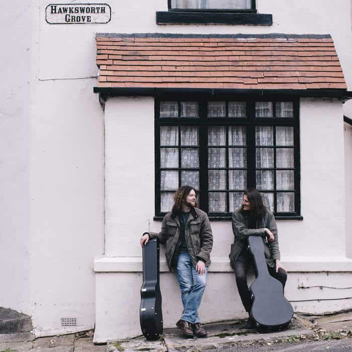 The Hawksworth Grove Sessions by Jim Ghedi & Toby Hay