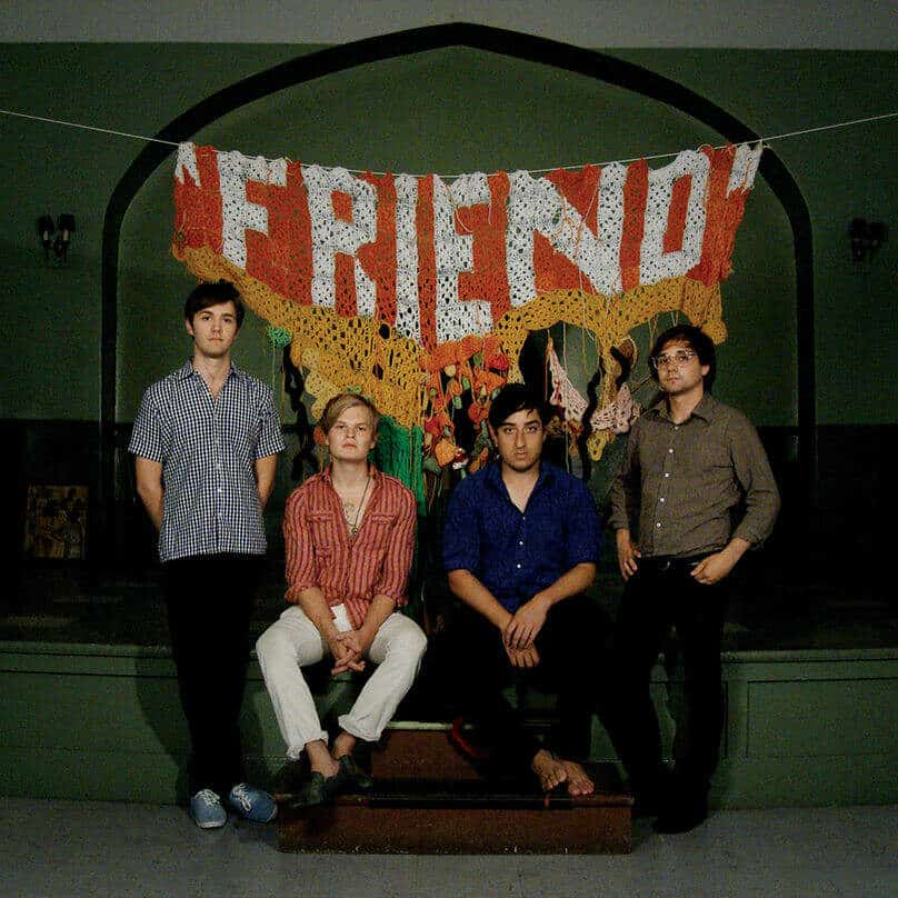 Friend EP by Grizzly Bear