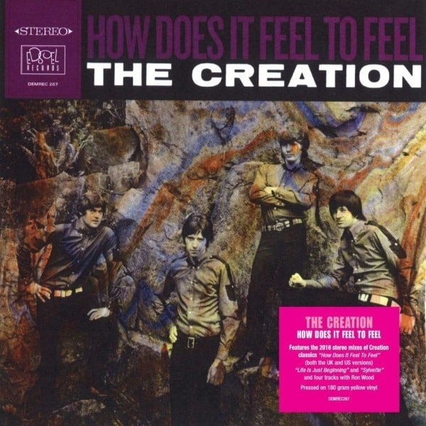 How Does It Feel To Feel? by The Creation