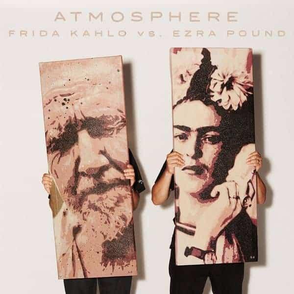 Frida Kahlo vs. Ezra Pound by Atmosphere