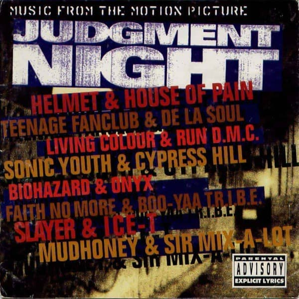 Judgment Night (Music From The Motion Picture) by Various