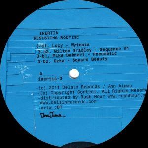 Inertia #3 EP by Various
