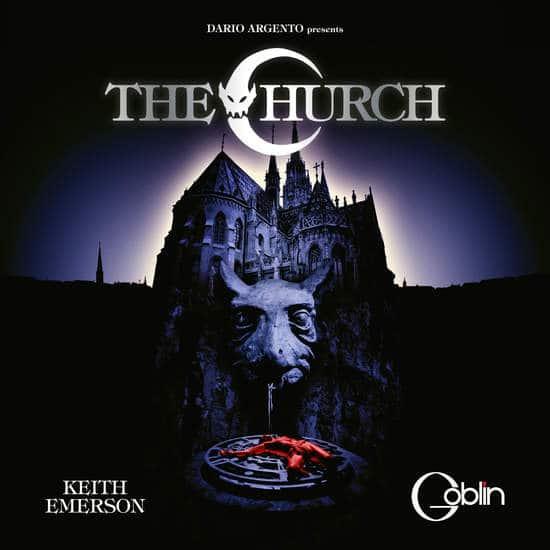 The Church by Keith Emerson & Goblin