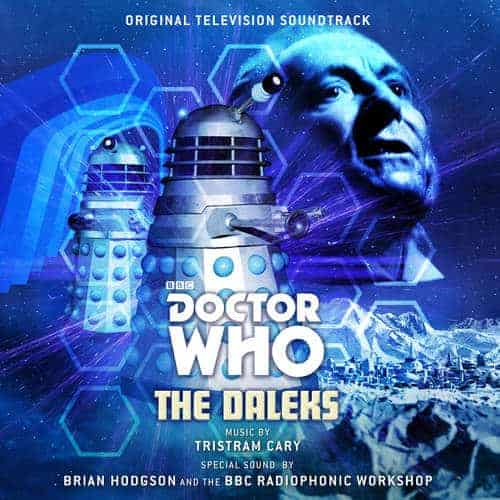 Doctor Who - The Daleks by Tristram Cary / Brian Hodgson and The BBC Radiophonic Workshop