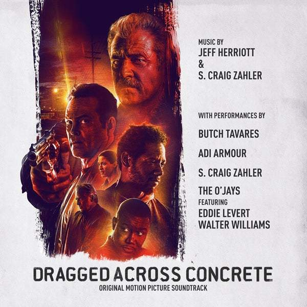 Dragged Across Concrete (Original Motion Picture Soundtrack) by Various