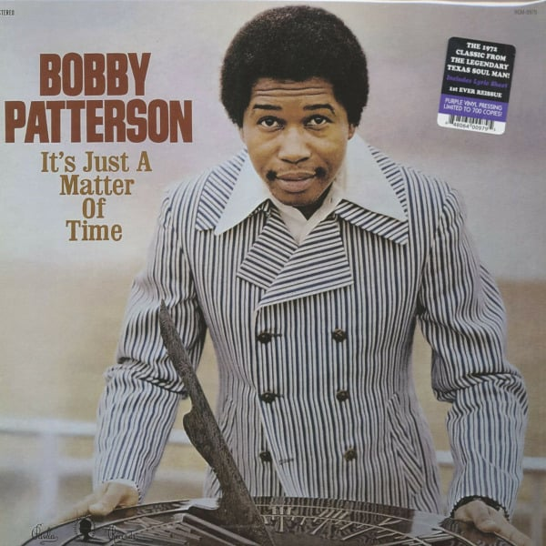 It's Just A Matter Of Time by Bobby Patterson