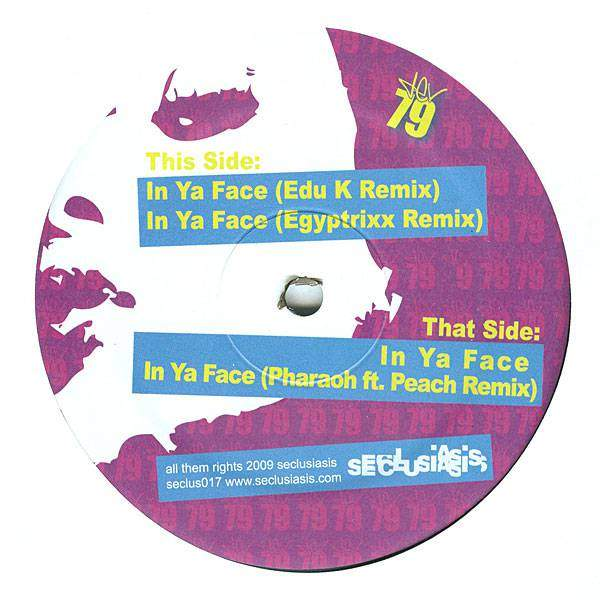 In Ya Face by Dev79