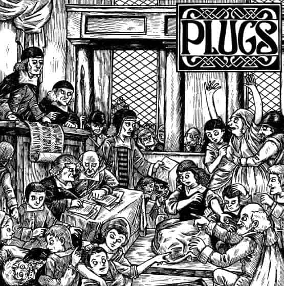 All Them Witches by Plugs