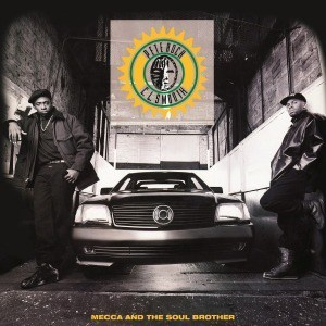 'Mecca and the Soul Brother' by Pete Rock & C.L. Smooth