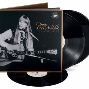 'Live at Canterbury House – 1967' by Joni Mitchell