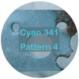 Pattern 4 (version 4.1) b/w LJ Kruzer Remix The Dub Plate Sessions vol. 2 by Cyan 341