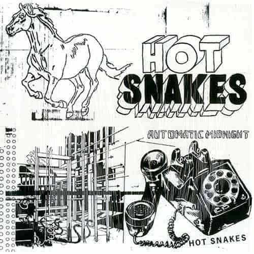 'Automatic Midnight' by Hot Snakes