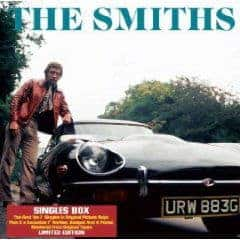 Singles Box by The Smiths