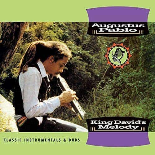 'King David's Melody - Classic Instrumentals & Dubs' by Augustus Pablo