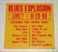 Live!! 11-23-93 by Jon Spencer Blues Explosion