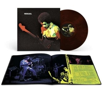 'Band Of Gypsys (50th Anniversary Edition)' by Hendrix
