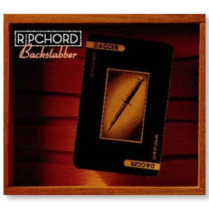 'Backstabber' by Ripchord