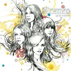 'Fall Behind me' by The Donnas