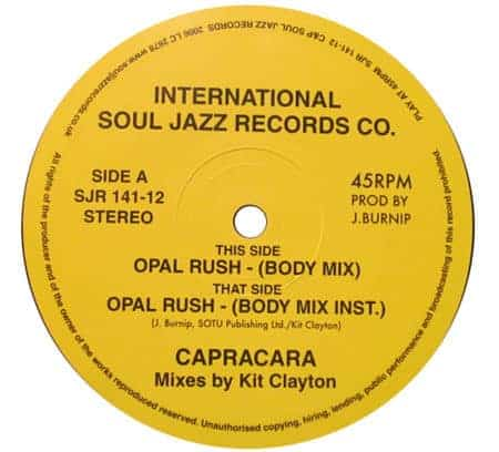 'Opal Rush' by Capracara