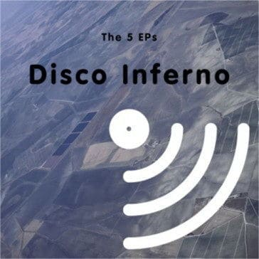 'The 5 Eps' by Disco Inferno