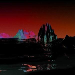 'Orange Melamine' by Space Dimension Controller