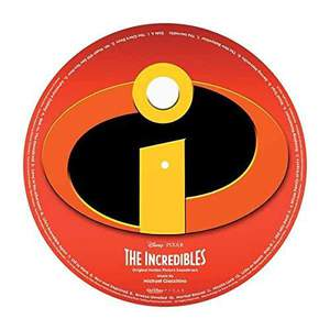 'The Incredibles (Original Motion Picture Soundtrack)' by Michael Giacchino