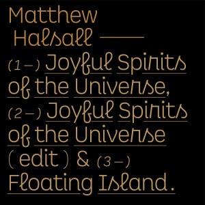 'Joyful Spirits of the Universe' by Matthew Halsall