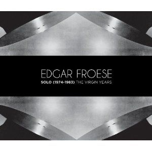 'Solo (1974-1983) The Virgin Years' by Edgar Froese