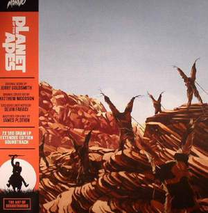 'Planet Of The Apes - Original Motion Picture Soundtrack' by Jerry Goldsmith