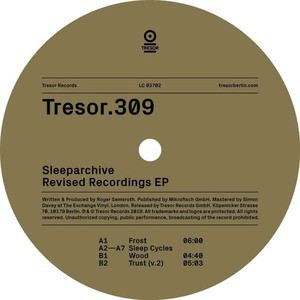 'Revised Recordings' by Sleeparchive