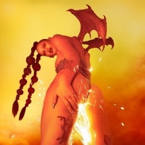 Eartheater - Phoenix: Flames Are Dew Upon My Skin