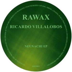 'Neunachi EP' by Ricardo Villalobos