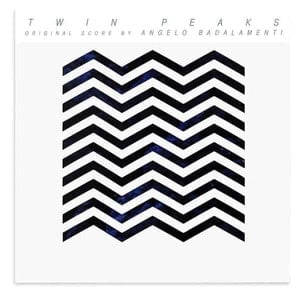 'Twin Peaks (Death Waltz Edition)' by Angelo Badalamenti